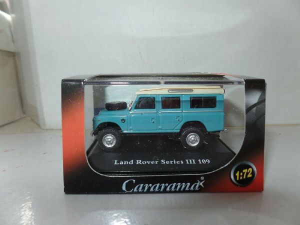 Cararama 1/72 Scale Land Rover Series III 109